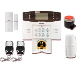 KIT ALARMA GSM555 SOLOMON
