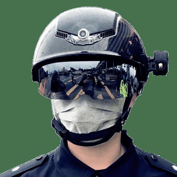 casco inteligente solomon helmet