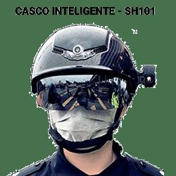 casco inteligente solomon