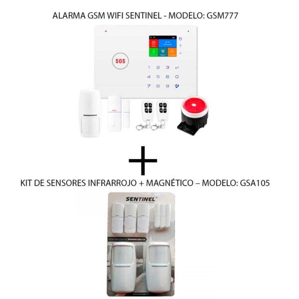 GSM777+GSA105