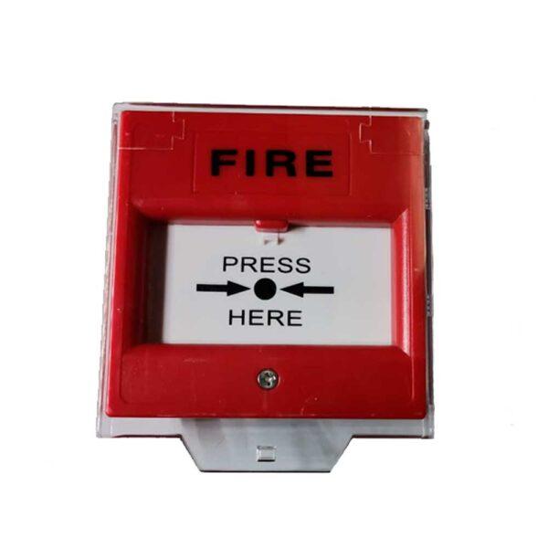 punto llamada alarma incendio INS07