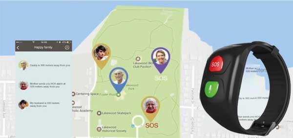 CUADRUPLE POSICIONAMIENTO GPS