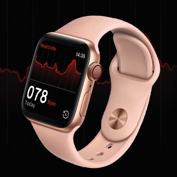 Detección y monitoreo de ritmo cardiaco